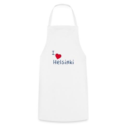 I Love Helsinki - Esiliina