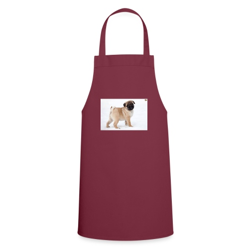walker family pug merch - Cooking Apron