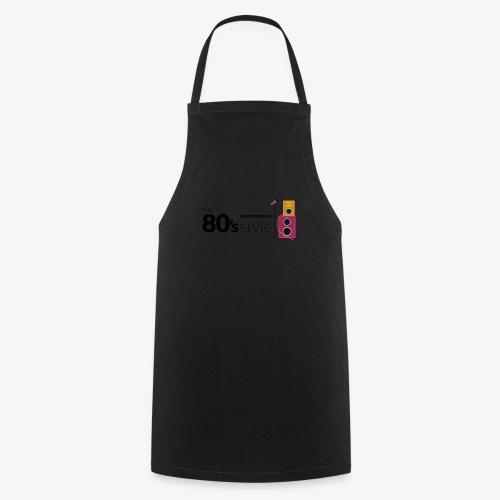 80s - Delantal de cocina