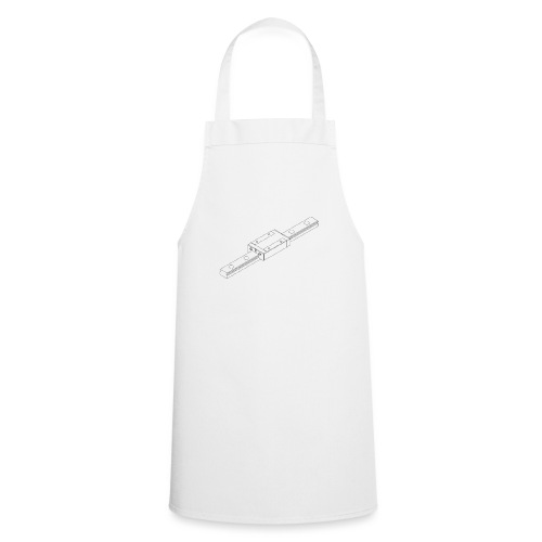 Rail and Block (no text). - Cooking Apron
