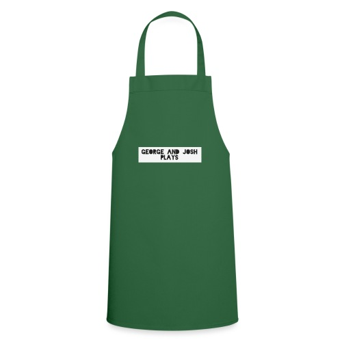 George-and-Josh-Plays-Merch - Cooking Apron