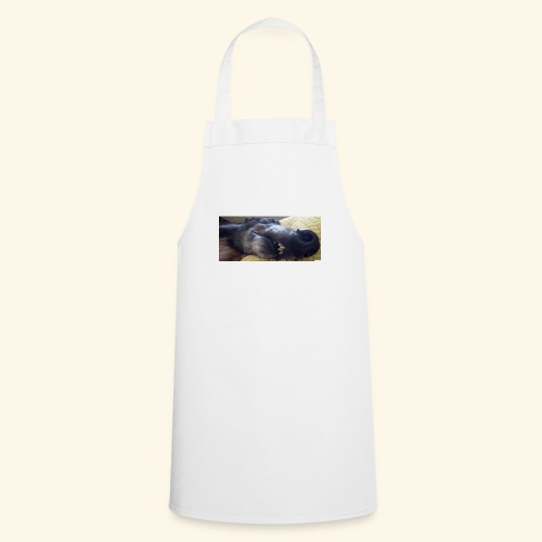 Greyhound head - Cooking Apron