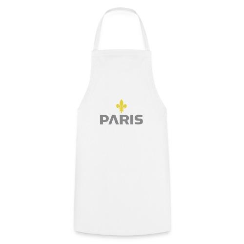 Paris Grey Lys Concept - Tablier de cuisine