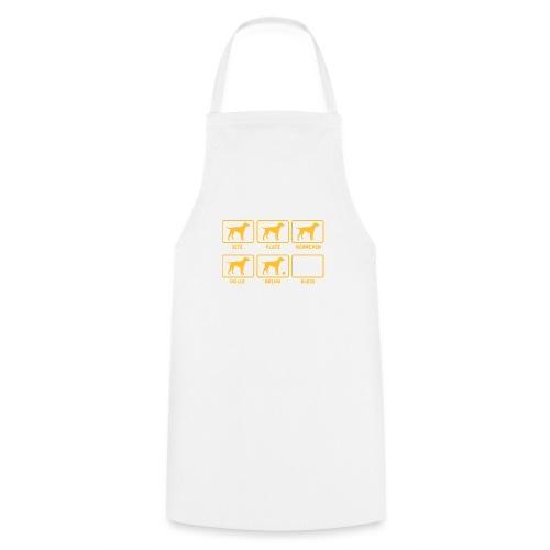 Für alle Hundebesitzer mit Humor - Kochschürze
