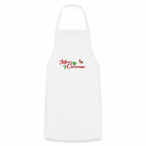 -Merry Christmas- - Kochschürze
