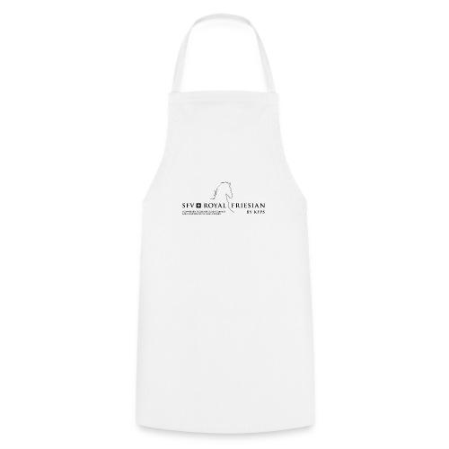 SFV Royal Friesian Schwarz Transparent - Kochschürze
