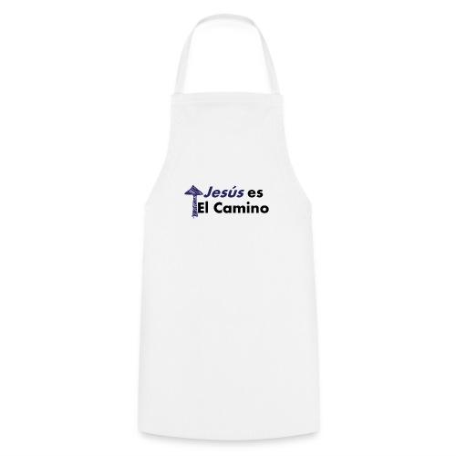 jesus el camino - Delantal de cocina