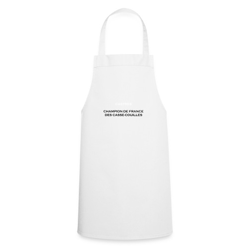 design castres - Tablier de cuisine