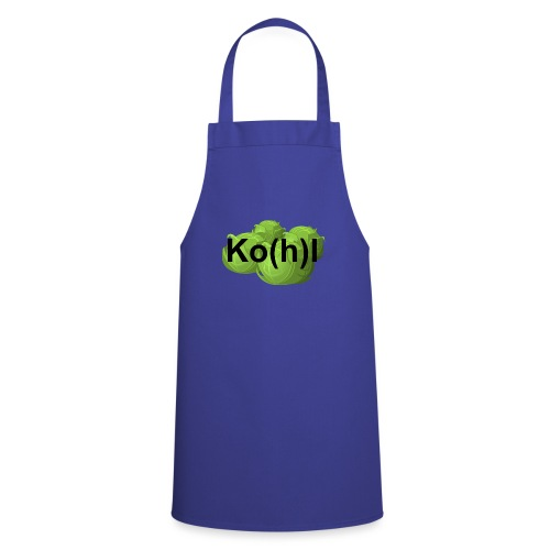 Ko(h)l - Kochschürze