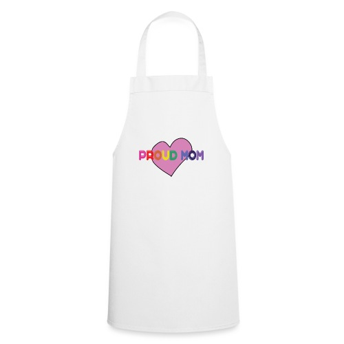 Proud mom - Cooking Apron
