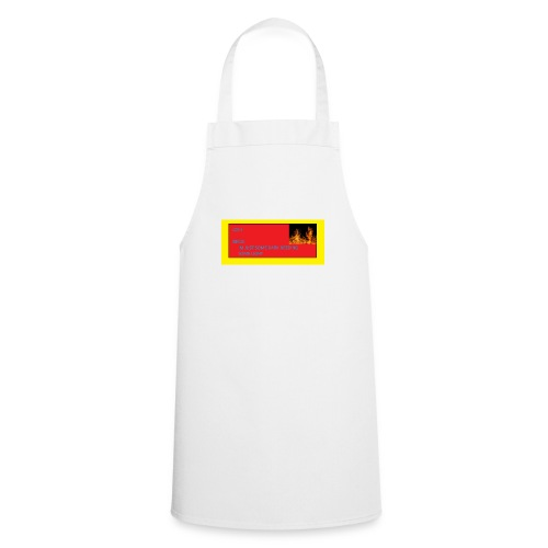 twitch log merch - Cooking Apron