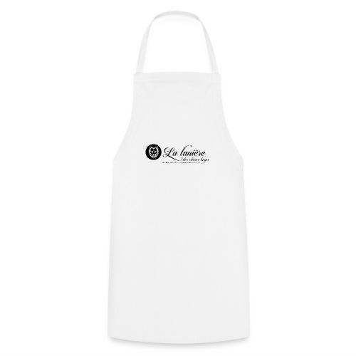 La Tanière des Chiens-Loups(logo plus grand) - Tablier de cuisine