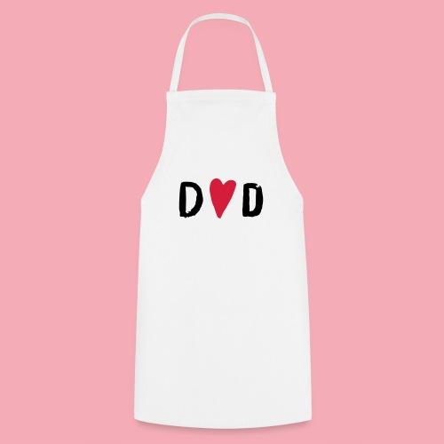 Dad Heart - Lieblingspapa - Kochschürze