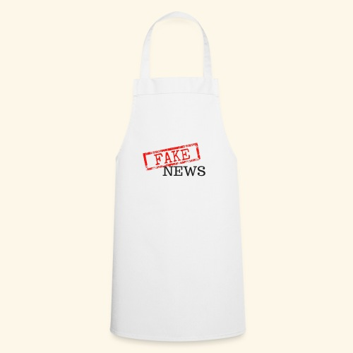 fake news - Cooking Apron