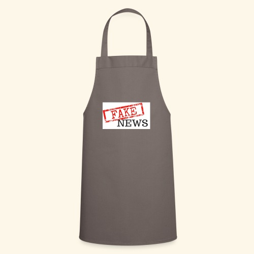 fake news - Cooking Apron