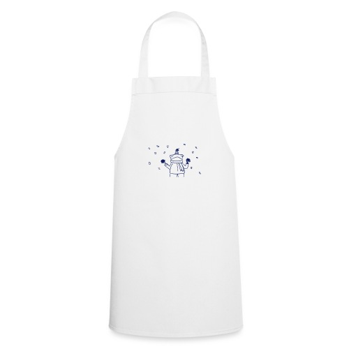 Confetti Frog - Cooking Apron