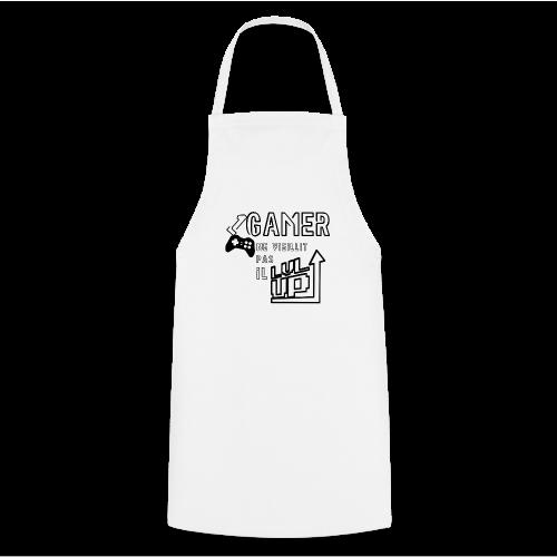 Gameur Manette Black - Tablier de cuisine