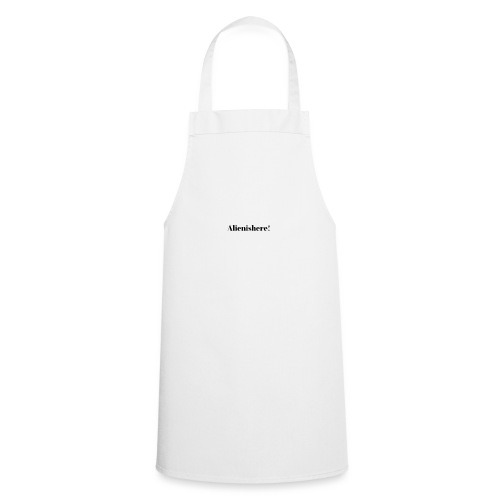 Alienishere - Cooking Apron