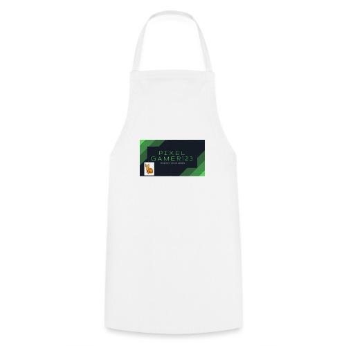 PIXEL GAMER123 HEADER - Cooking Apron