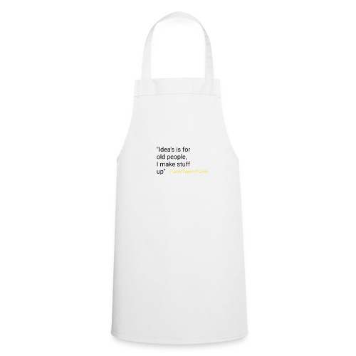 Thinking alive range - Cooking Apron