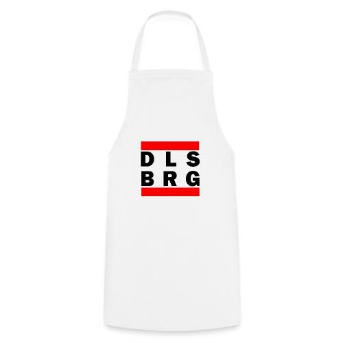 DLSBRG transparent schwarz png - Kochschürze