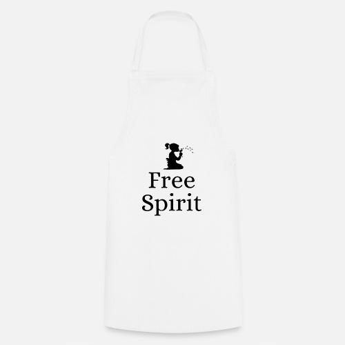 Free Spirit (Vrije Geest) - Keukenschort
