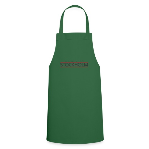 MY STYLE MY CITY STOCKHOLM - Cooking Apron