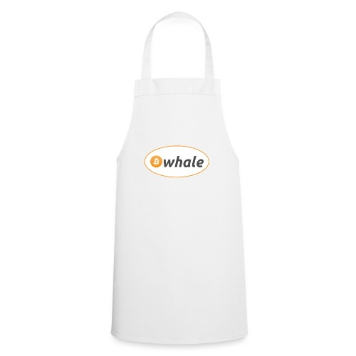 Bitcoin Whale - Cooking Apron