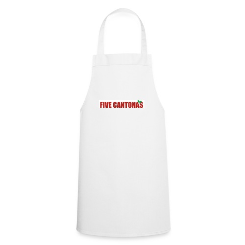 Five Cantonas - Cooking Apron