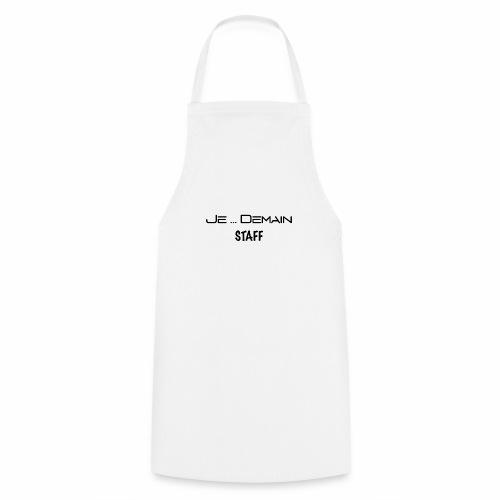 JE ... DEMAIN STAFF - Tablier de cuisine