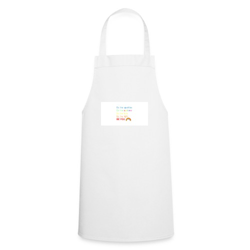 Be the sparkle - Cooking Apron