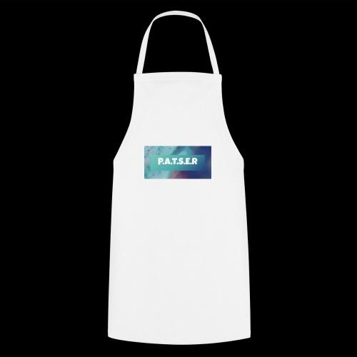 patser - Keukenschort