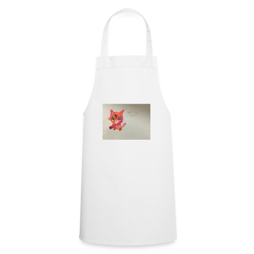 Little pet shop fox cat - Cooking Apron