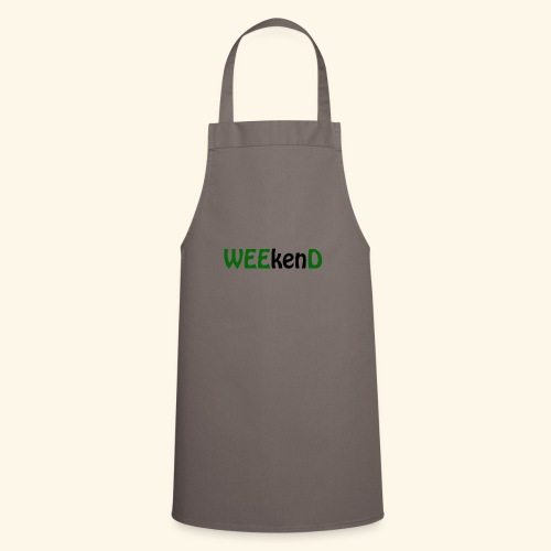 weed - Kochschürze