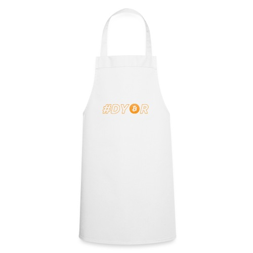 DYOR - option 3 - Cooking Apron