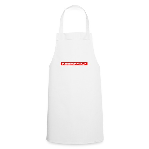 memrunmerch logo - Cooking Apron