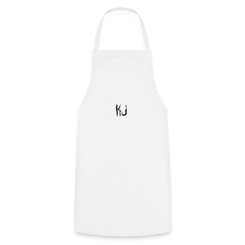 kj logo - Cooking Apron