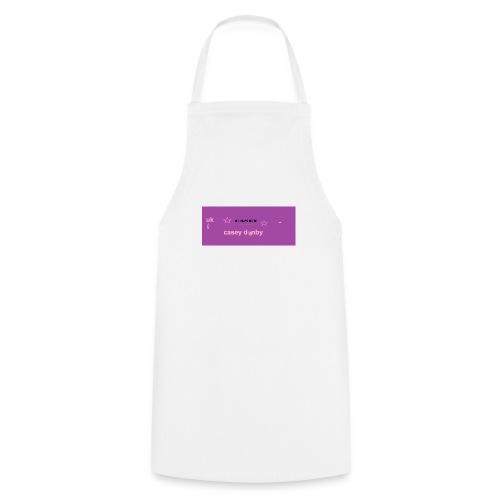casey first merch :O - Cooking Apron