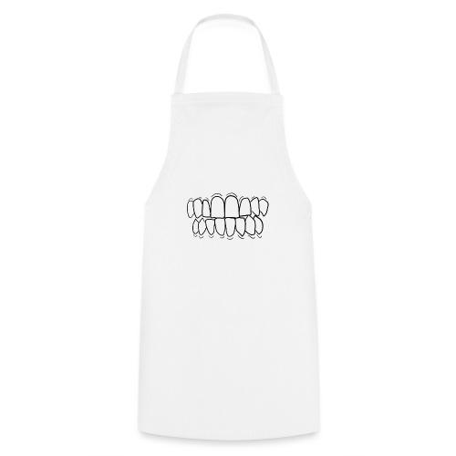 TEETH! - Cooking Apron