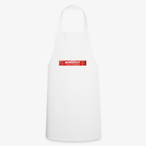 Wenger Out - Cooking Apron