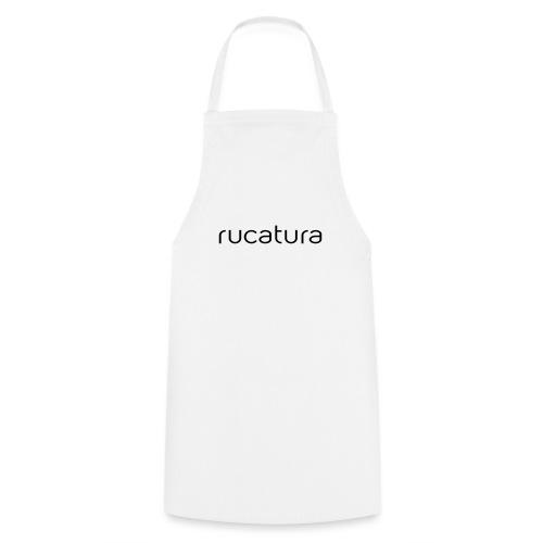 RUCATURA TIPOGRAFÍA - Delantal de cocina