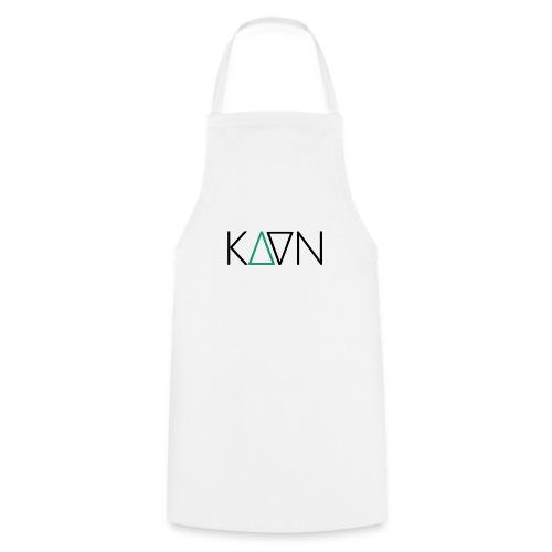 kaan logo 1600px - Kochschürze