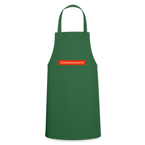 BasicLogoRed - Grembiule da cucina
