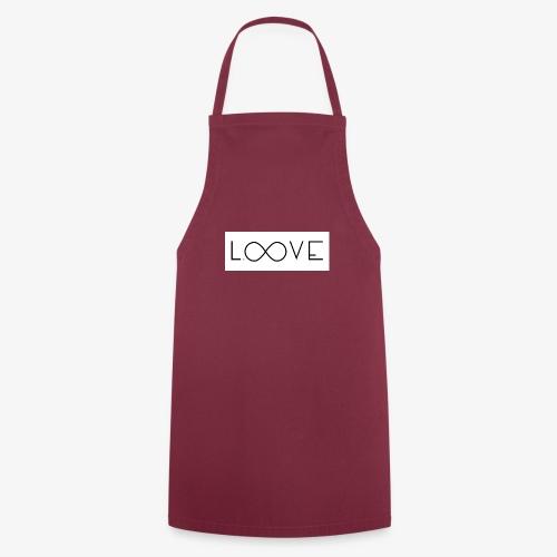 LOOVE Box Logo (SS18) - Grembiule da cucina