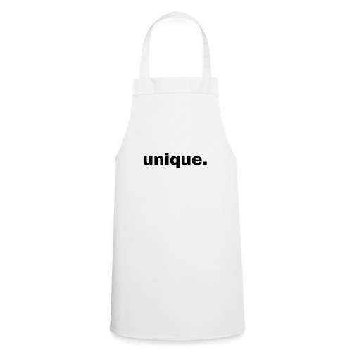 unique. Geschenk Idee Simple - Kochschürze