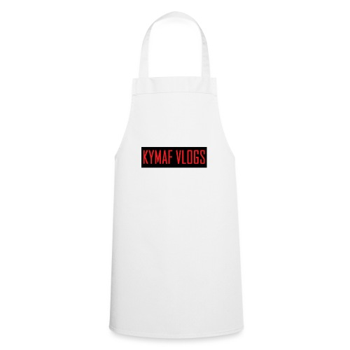 Original Kymaf Vlogs Shirt - Cooking Apron