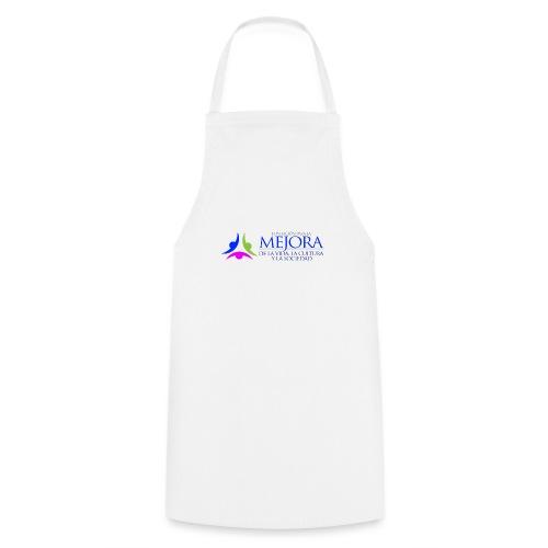 Logo Colorido Alargado - Delantal de cocina