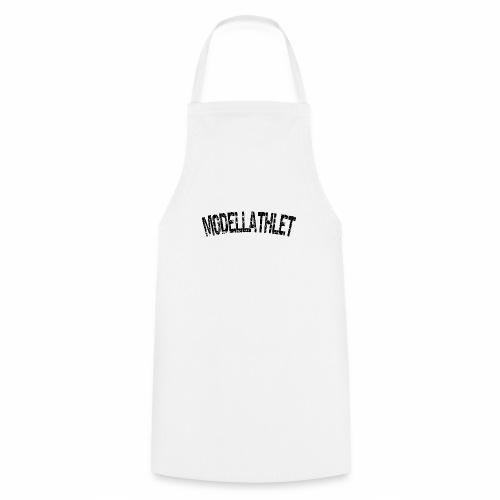 Modellathlet, T-shirt für Bodybuilder und Sportler - Kochschürze