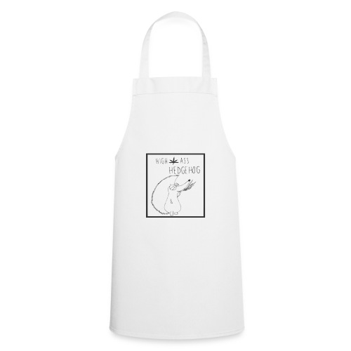 HIGH ASS HEDGEHOG - Cooking Apron