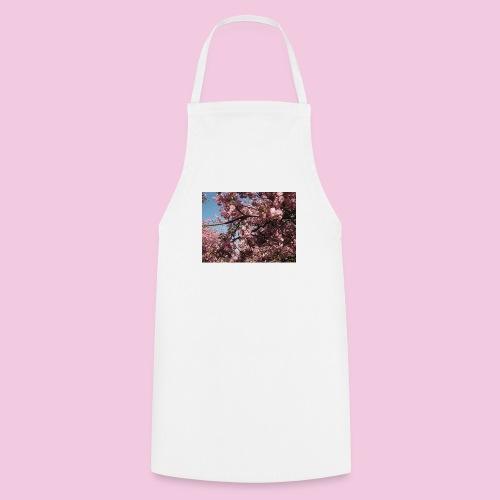 Kirschblüten - Kochschürze